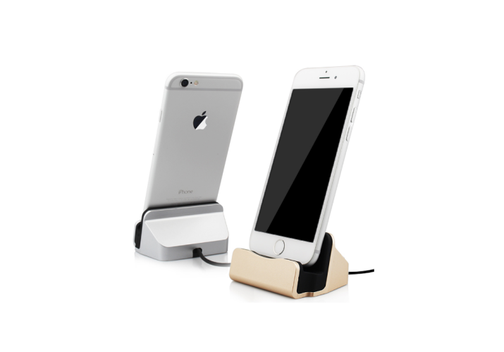 Express Charger Dock station til Samsung eller iPhone