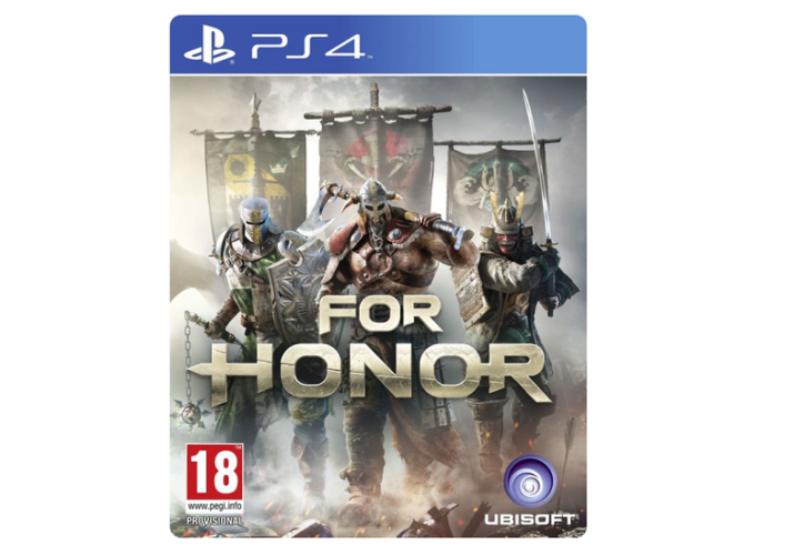 Begrænset Antal! For Honor til PS4